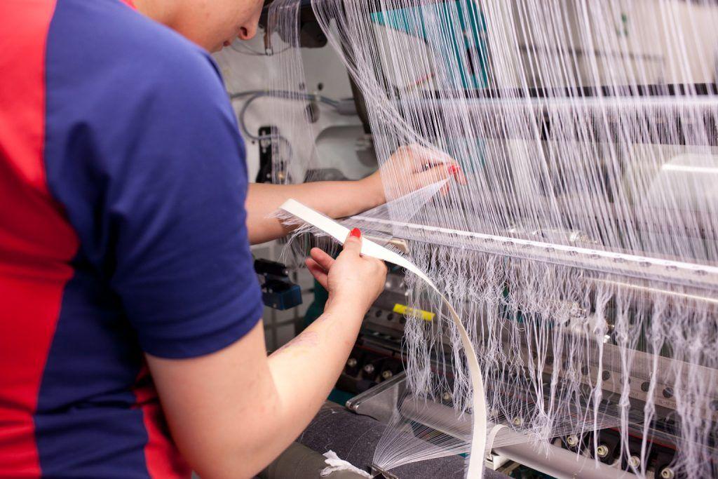 Работа в Португалия / Позиция: Оператор на тъкачна машина