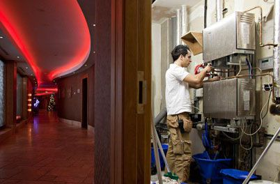 Работа в Германия / Позиция: Топлотехник
