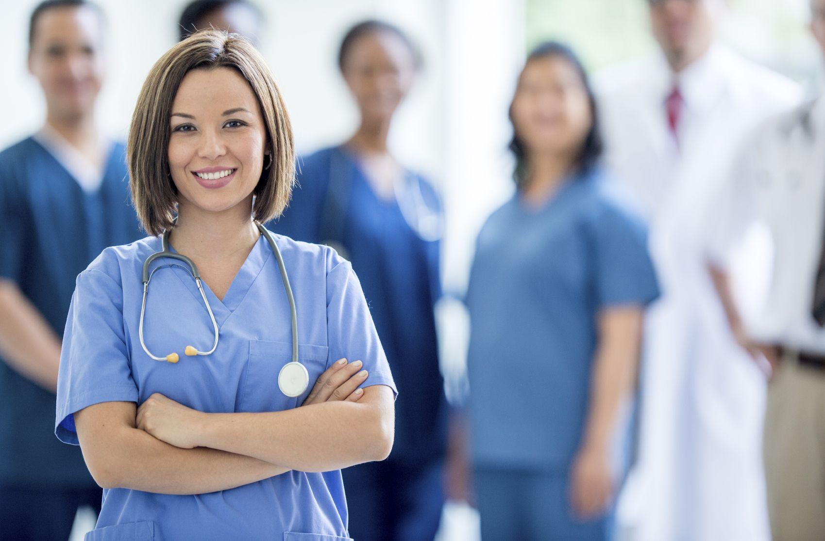 Работа в Германия / Позиция: Медицински сестри без език